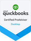 Certified QuickBooks ProAdvisor since 2000