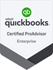 Certified QuickBooks ProAdvisor since 2000